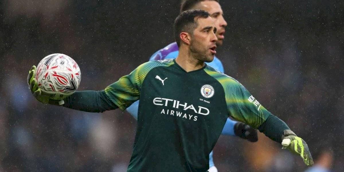 Partido entre el City de Claudio Bravo y el West Ham fue pospuesto por condiciones climáticas