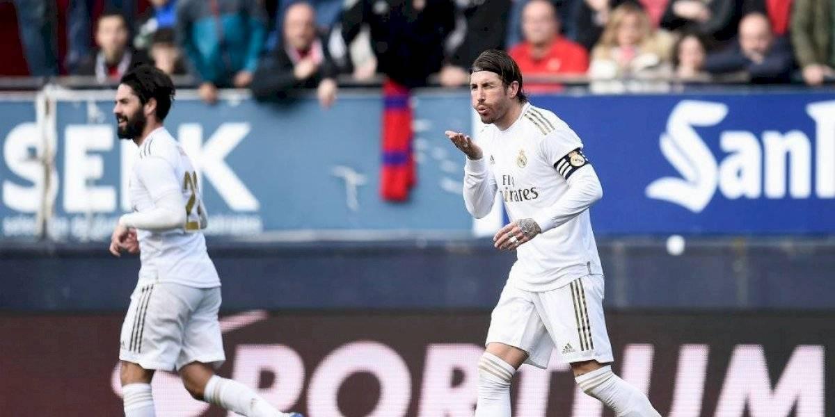 Real Madrid remonta y sigue con paso firme en España