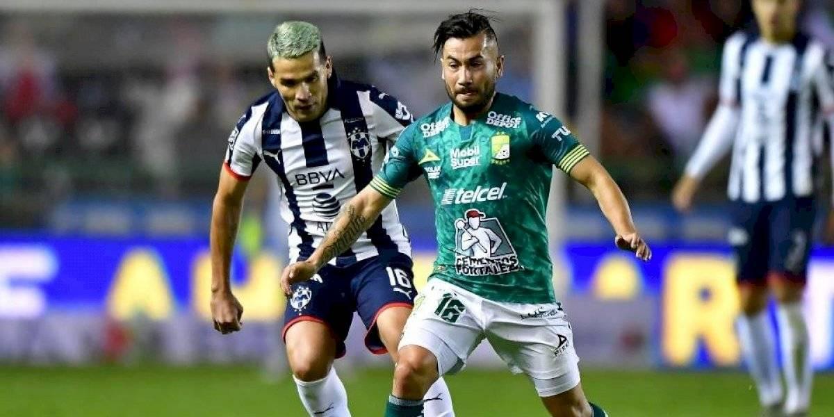 Jean Meneses fue titular en la victoria del León sobre el vigente campeón Monterrey