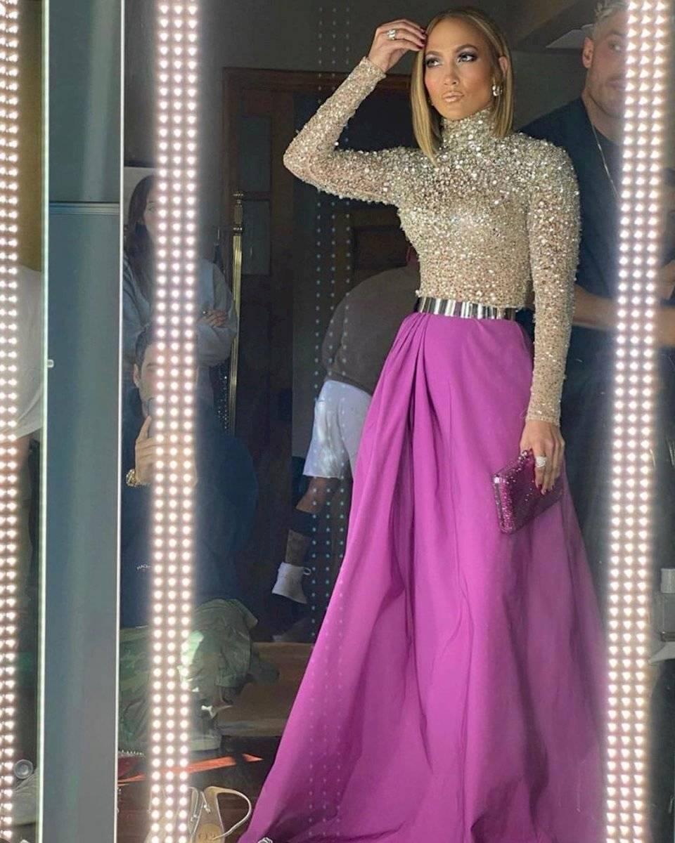 El cambio de look de Jennifer Lopez que la hace ver radiante y de menos edad después del Super Bowl