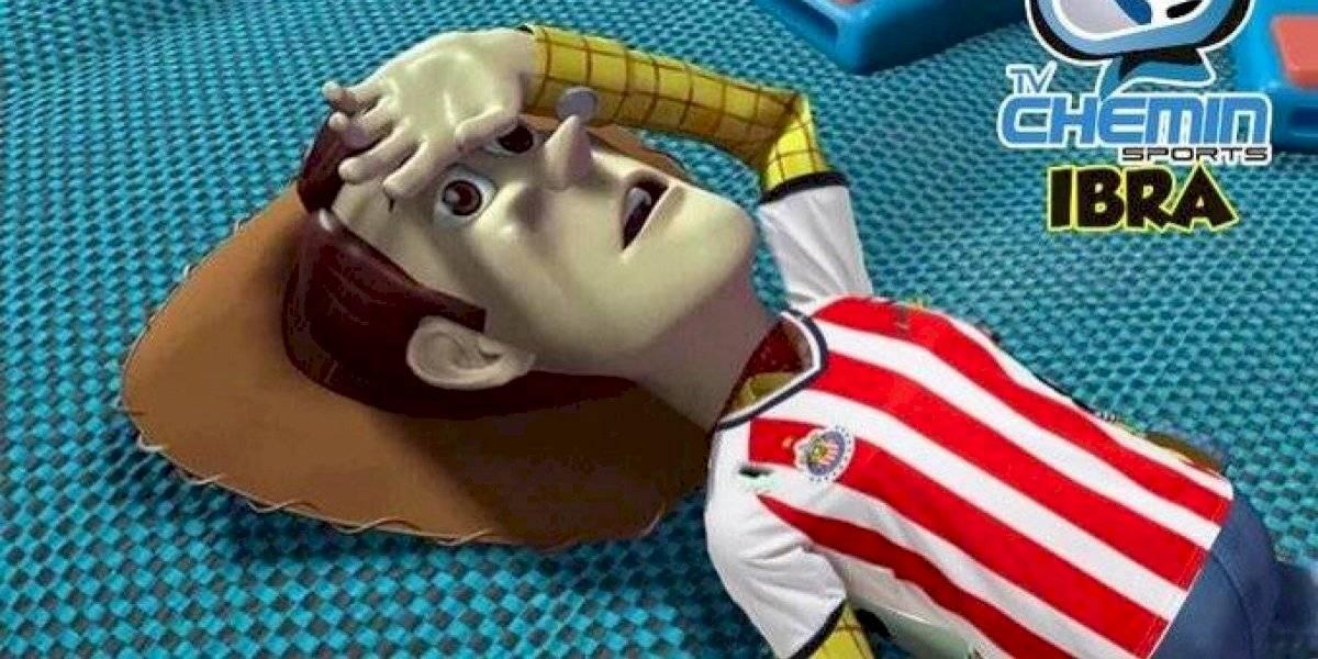 Los mejores memes de la derrota de Chivas ante Tigres