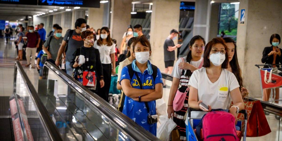 Pruebas de coronavirus resultaron negativas en crucero World Dream