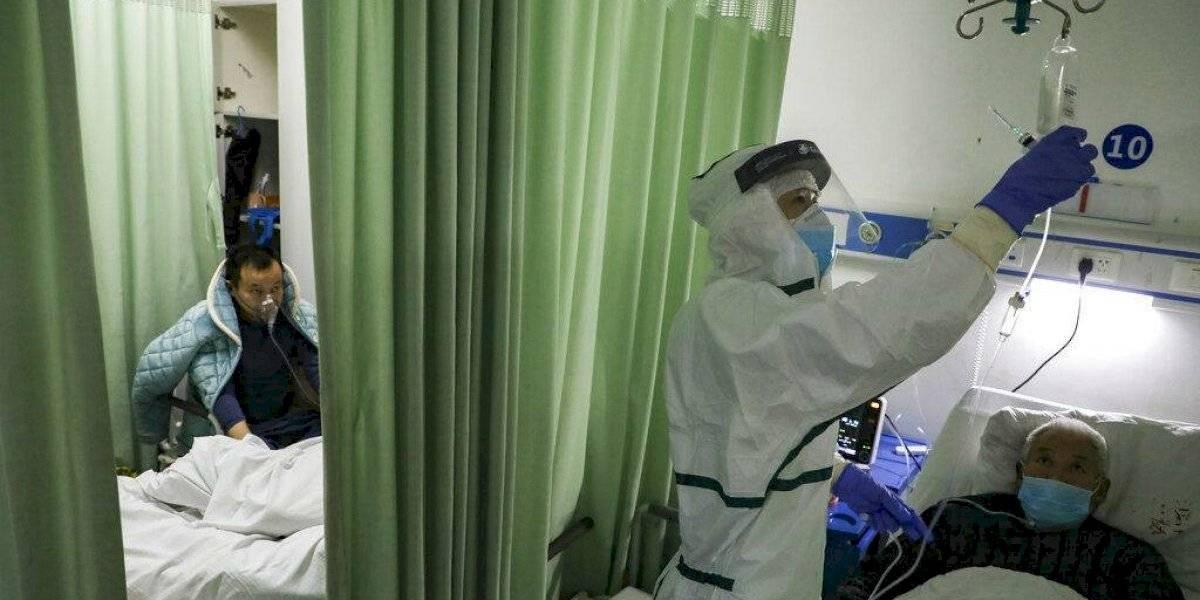 Se registran 905 fallecimientos a causa del coronavirus