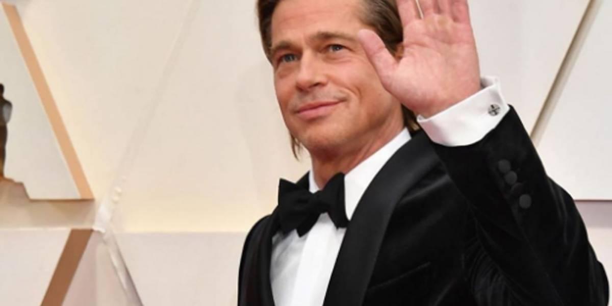 Brad Pitt, el primer ganador de los Oscars 2020 como Mejor Actor Secundario