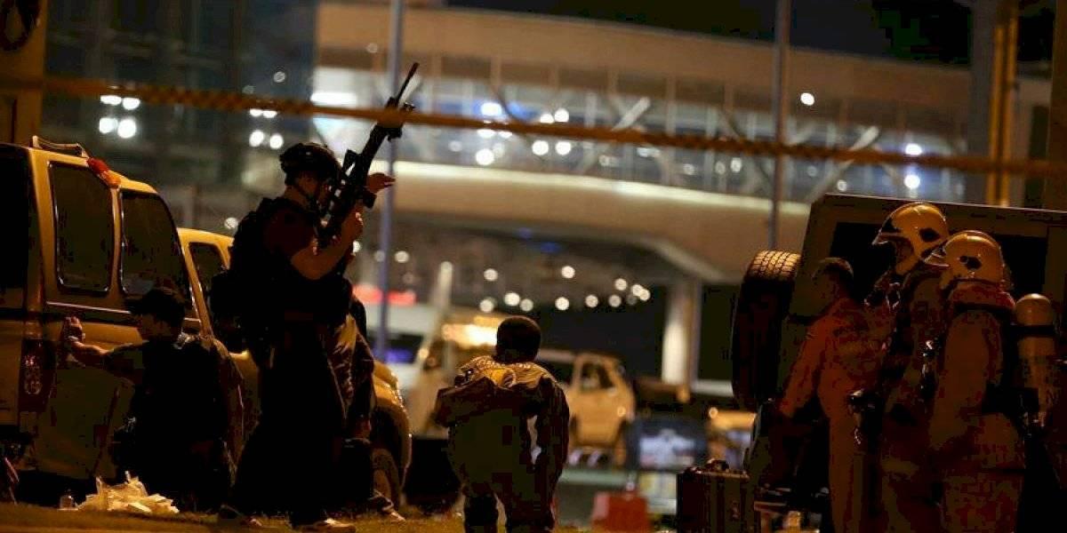 Abaten a soldado que disparó en centro comercial de Tailandia