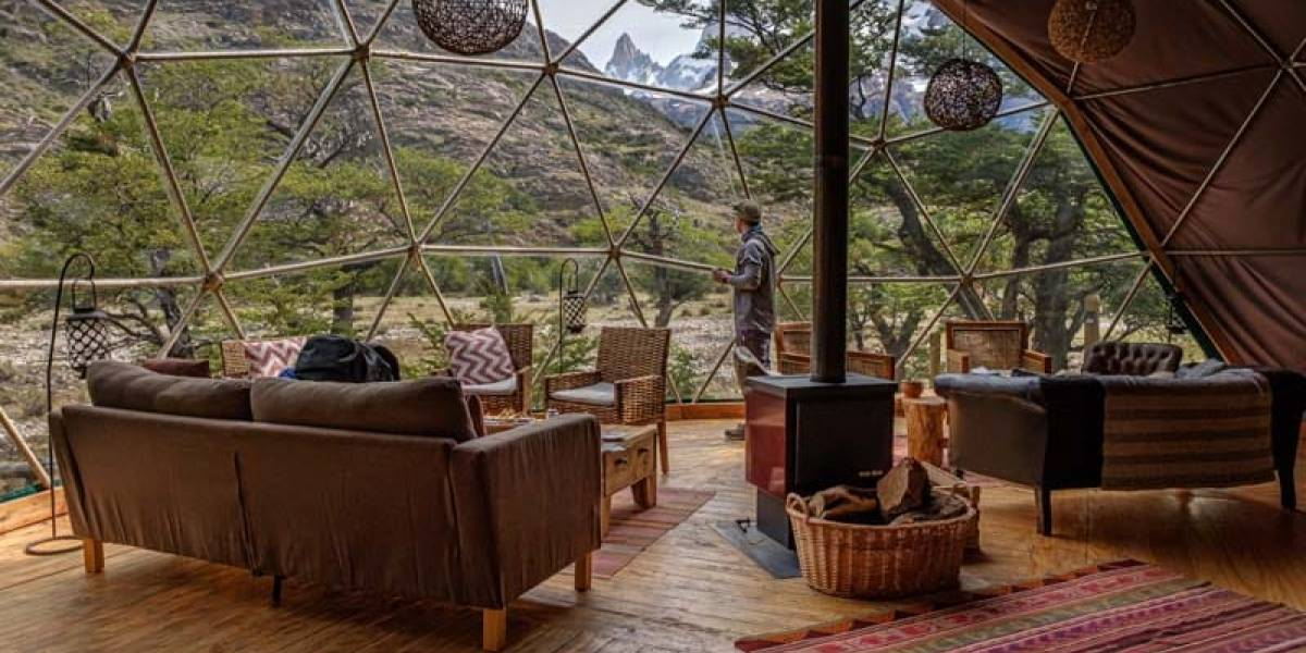 Patagonia Eco Domes en El Chaltén