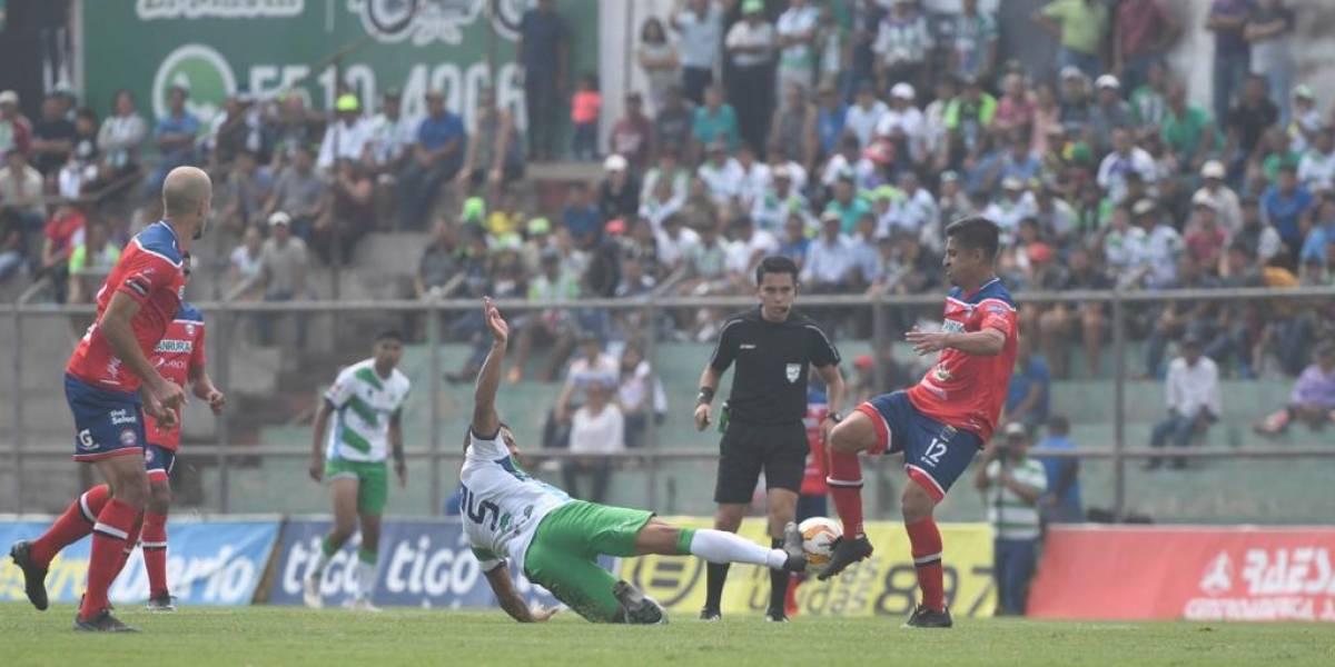 VIDEO. Antigua GFC empata con Xelajú MC y comparte subliderato con los rojos