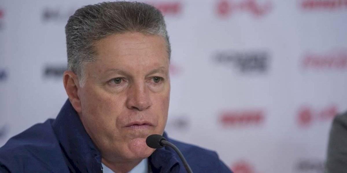 """Ricardo Peláez asegura que caso positivo en Chivas """"no necesariamente fue una indisciplina"""""""