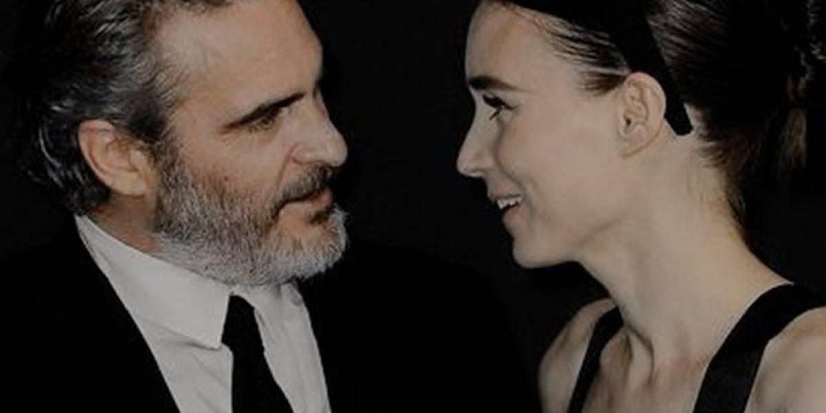 Joaquin Phoenix demostró su amor por Rooney Mara en los Oscar 2020