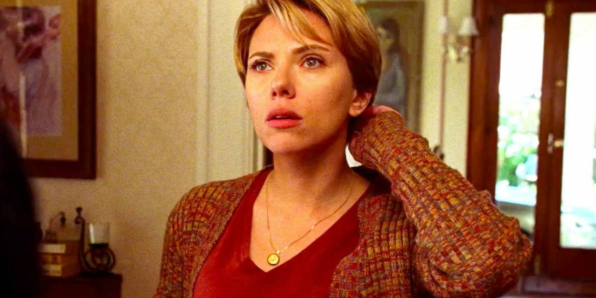 Confunden al hermano de Scarlett Johansson con la actriz