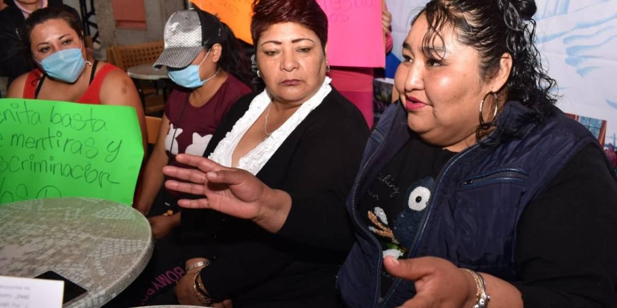Ambulantes cobran derecho de piso a sexoservidoras en el Centro Histórico