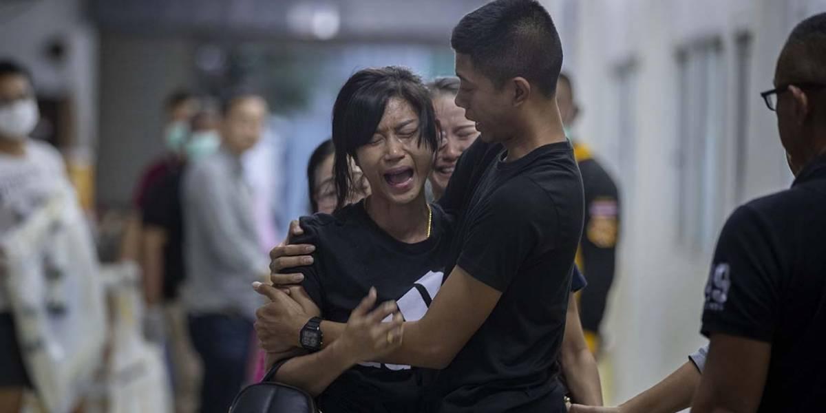 """La masacre del """"Rambo"""" tailandés que dejó una estela de 30 muertos"""
