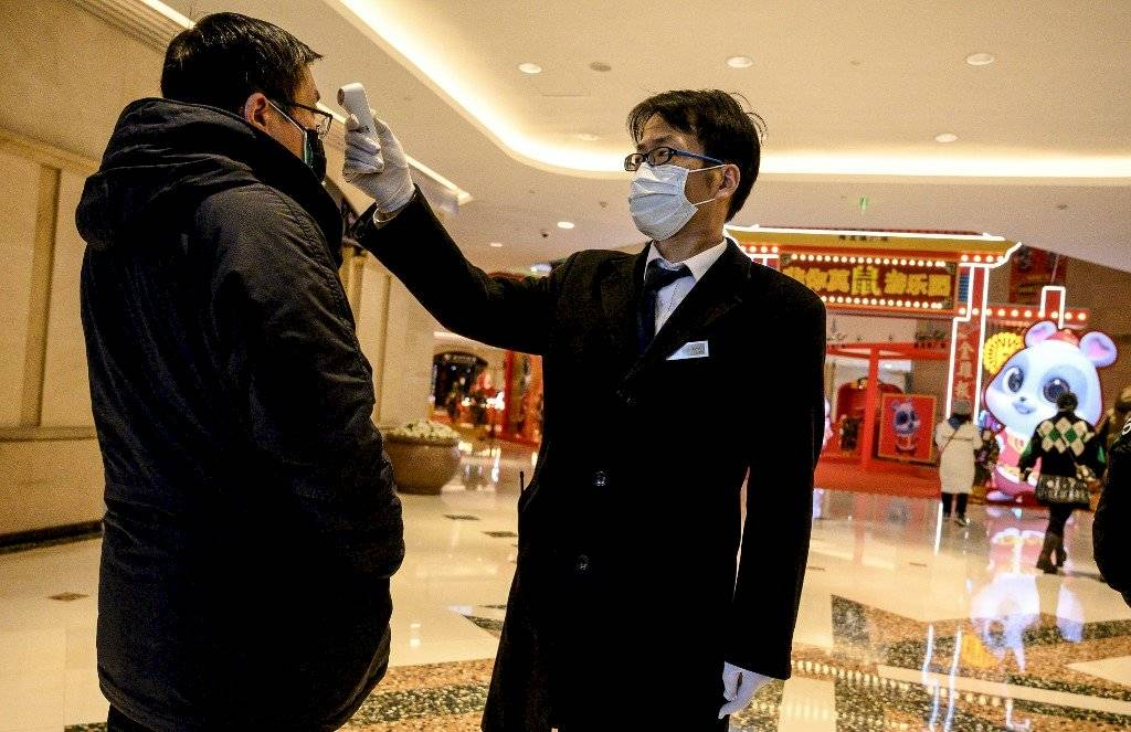 Epidemia de coronavirus en China