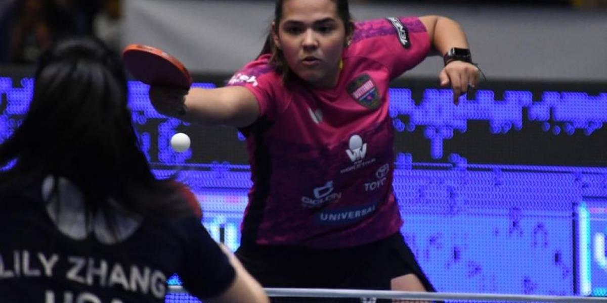 Adriana Díaz gana la Copa Panamericana