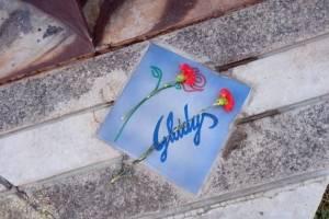 Homenaje Gladys