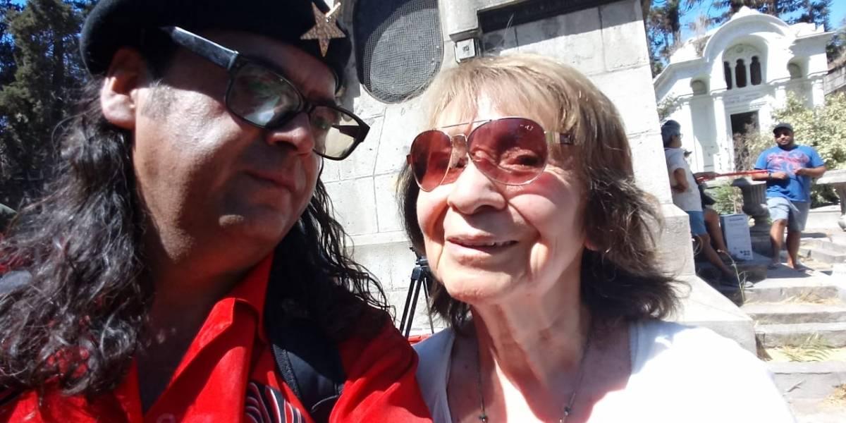 """Los descargos de la hermana de Gladys Marín: """"La derecha está desesperada, no puede combatirnos con ideas"""""""