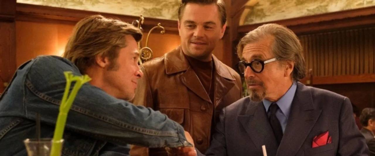 once upon in time in hollywood