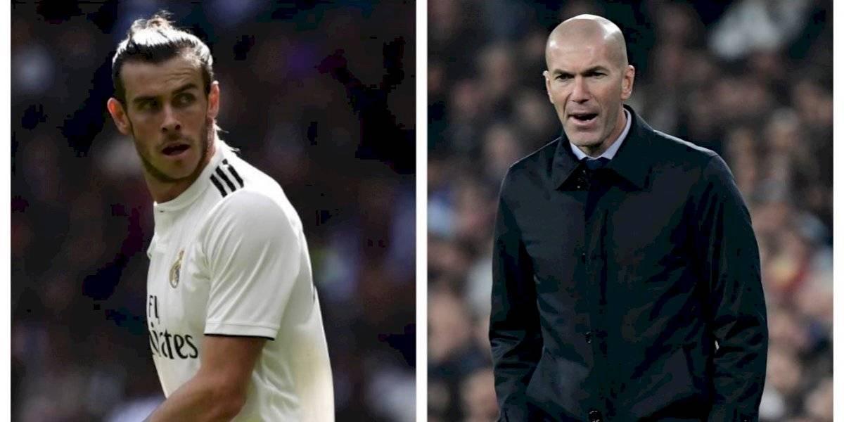Zidane revela cómo es la relación con Gareth Bale