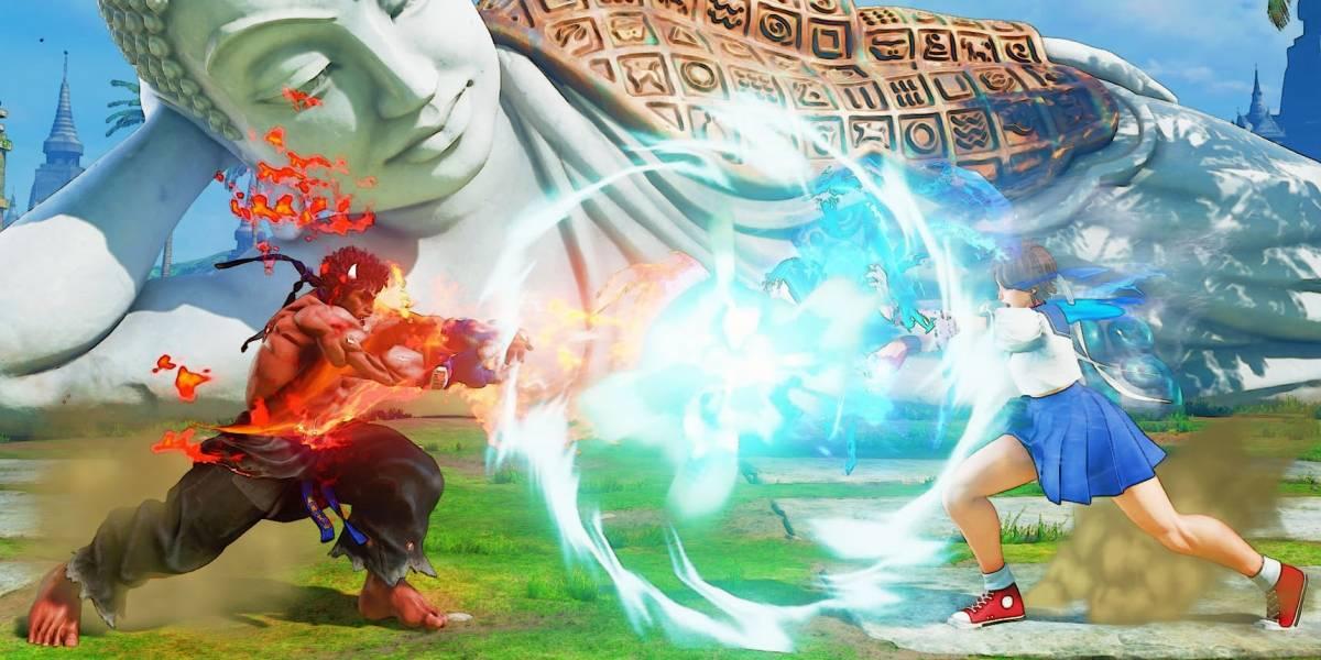 'Street Fighter 5: Champion Edition' chega para dar novo gás ao aclamado jogo