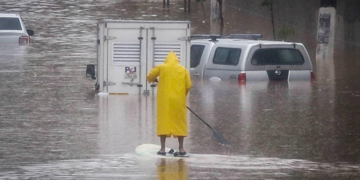 ATENÇÃO: Exposição às águas das enchentes exige cuidados imediatos