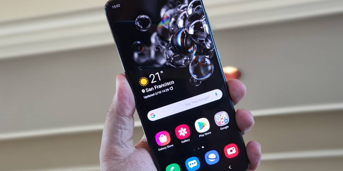 Galaxy S20 Ultra tiene la mejor pantalla OLED del mundo, según expertos