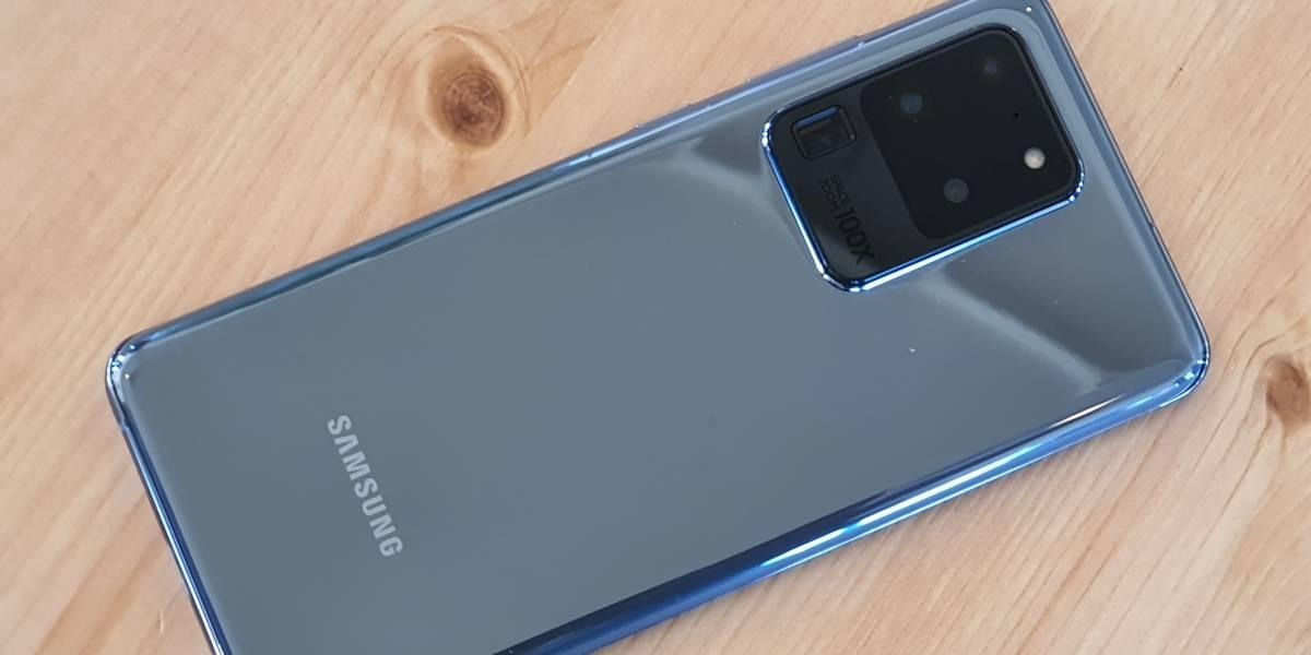 Este es el Samsung Galaxy S20 Ultra, el bestial gama alta premium que pretende romper el mercado