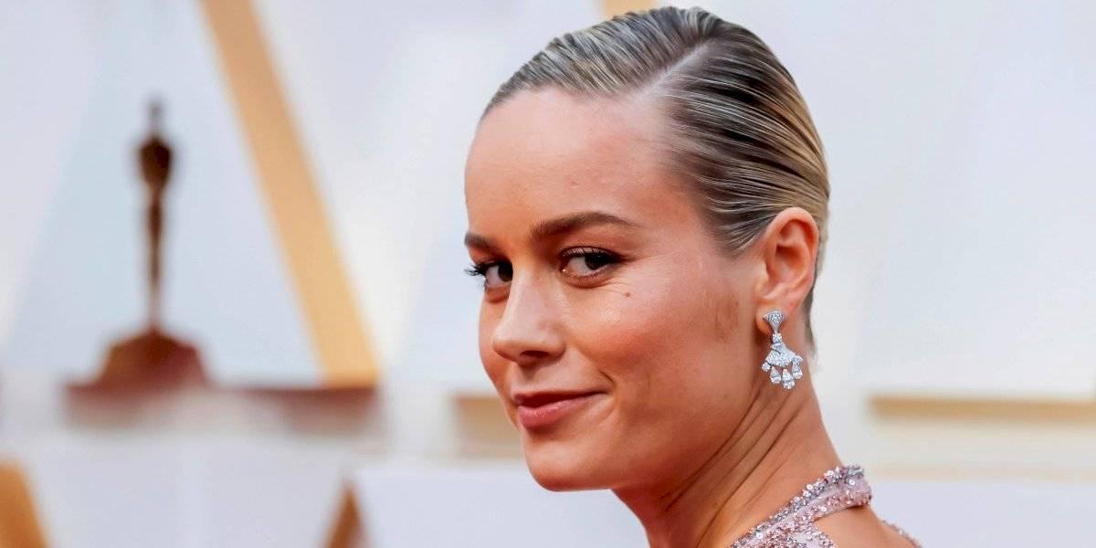 ¡No todo es perfecto! El dedo del pie de Brie Larson en los Oscar 2020 le jugó una mala pasada
