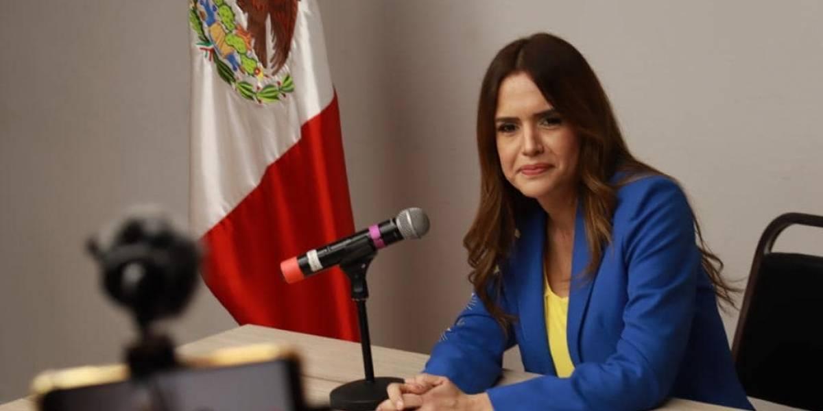 No descarta Clara Luz interés en la gubernatura de Nuevo León