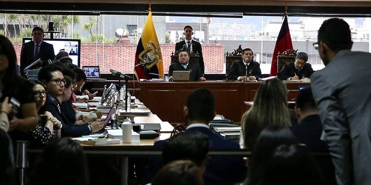 Abogado de Rafael Correa dice que Corte Nacional aceptó a trámite su petición de recusación