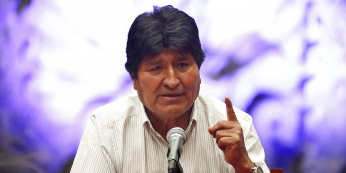"""Evo Morales deja Argentina y viaja a Cuba """"por motivos de salud"""""""