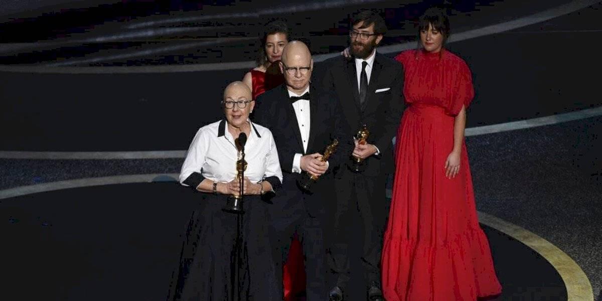Documental producido por los Obama gana un Oscar