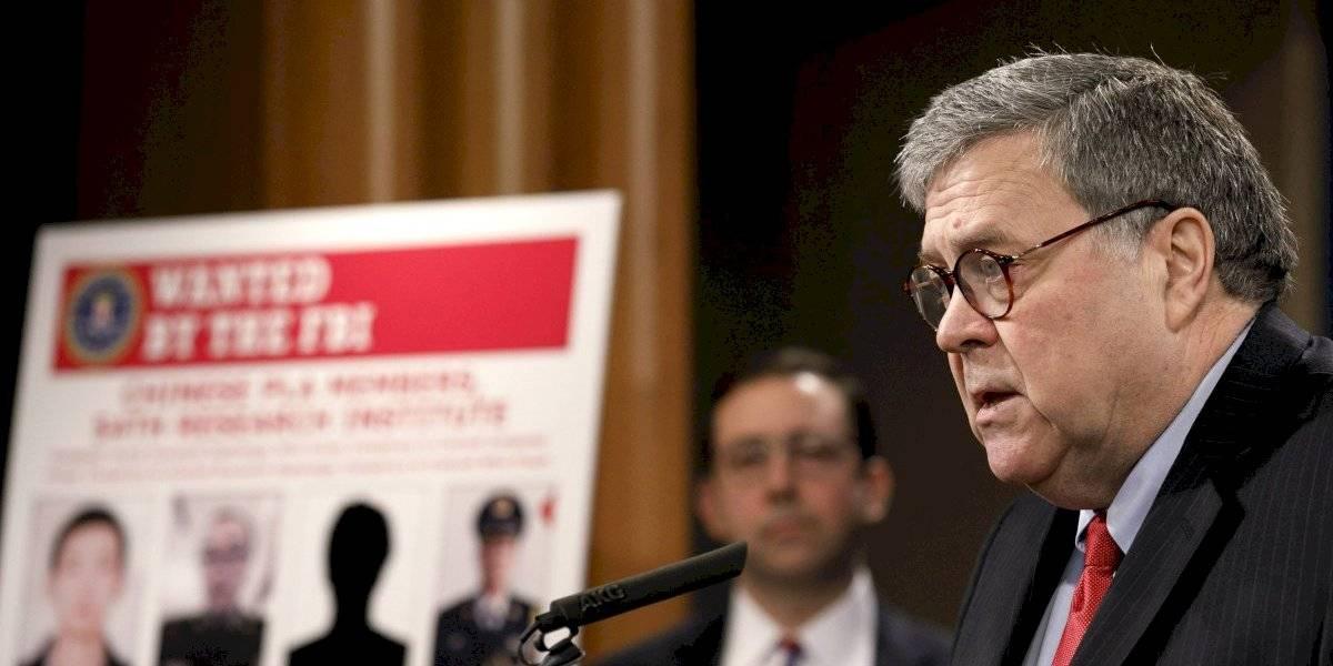 Secretario de Justicia EEUU autoriza fiscales a investigar imputaciones infundadas sobre elecciones