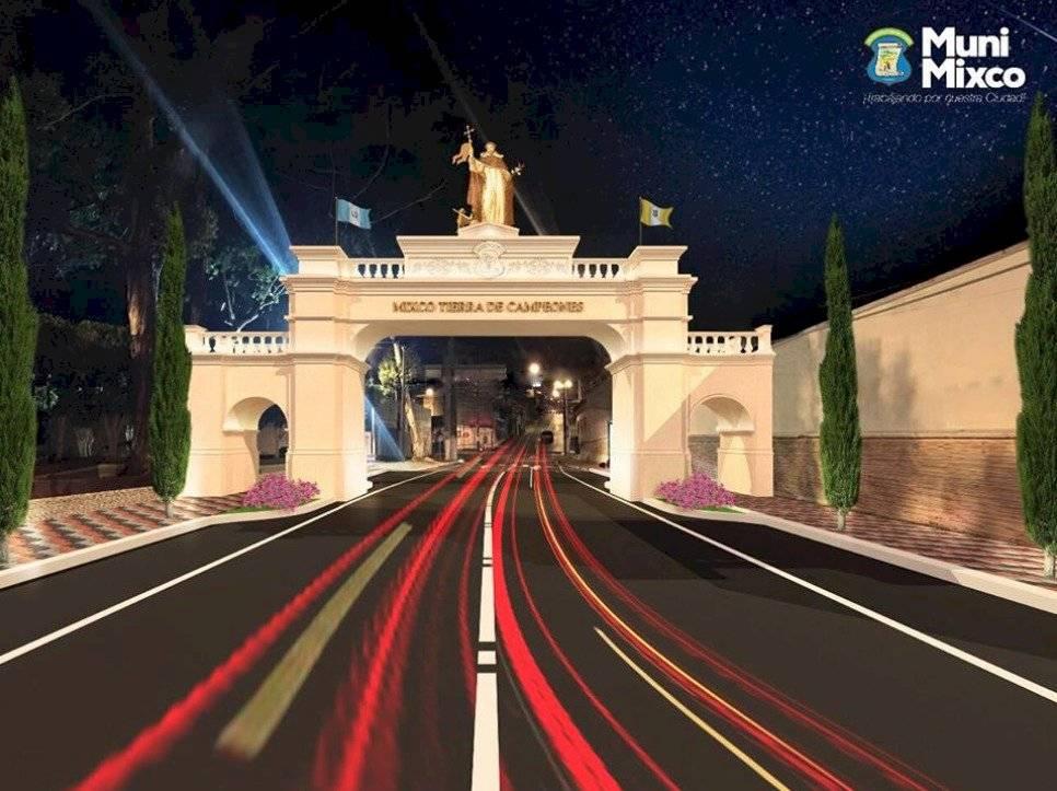 Arco de Morenos
