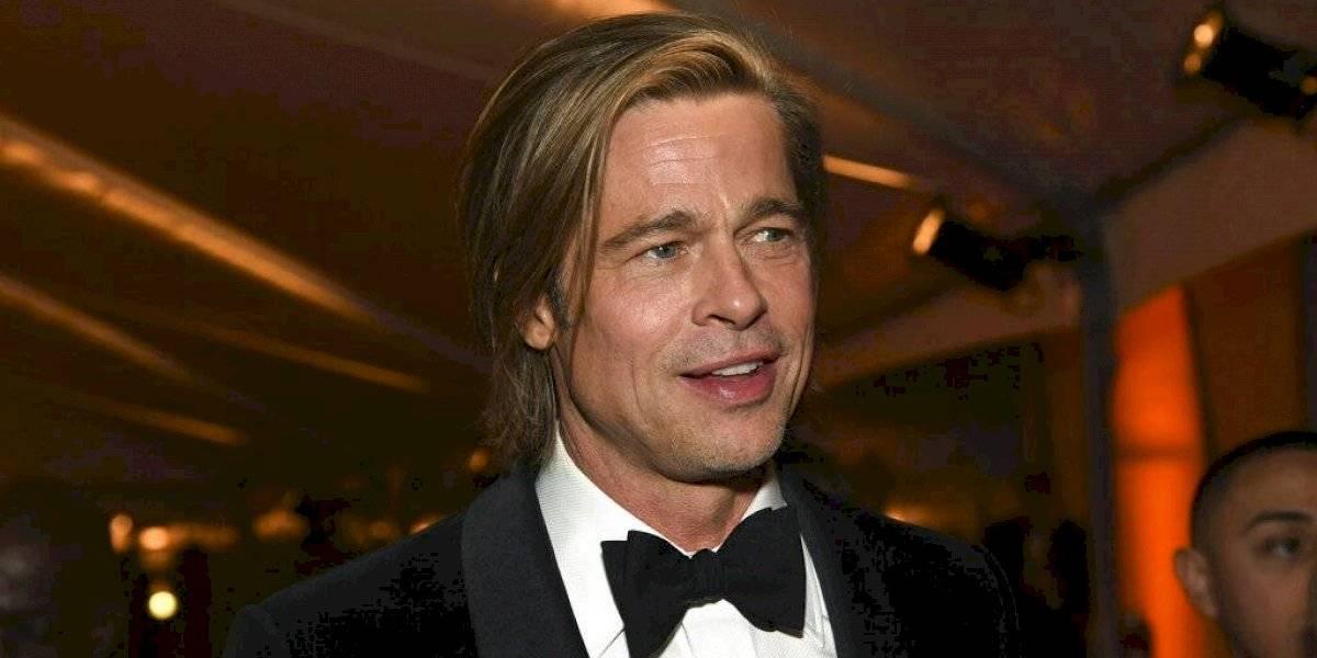 ¿Quién es la mujer que acompañó a Brad Pitt en la gala de los Oscar 2020?