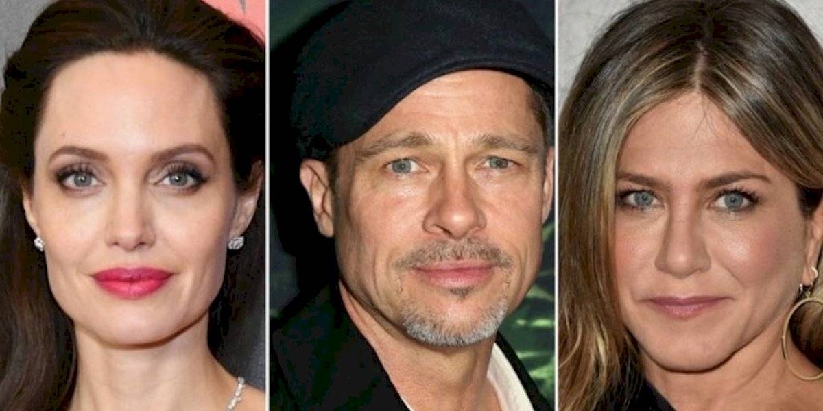 Brad Pitt le dice adiós a Jennifer Aniston y Angelina Jolie