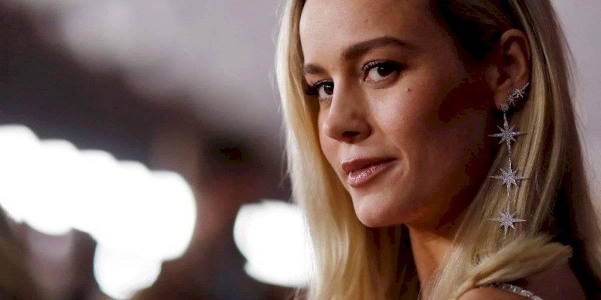 """Brie Larson aterroriza al mostrar sus """"feos"""" dedos en los Óscar 2020"""