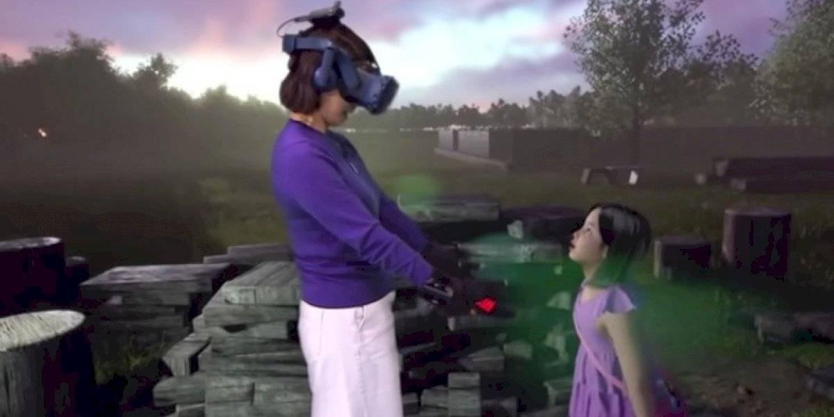 ¿Consuelo o trauma?: madre pudo reunirse con su hija fallecida gracias a la realidad virtual