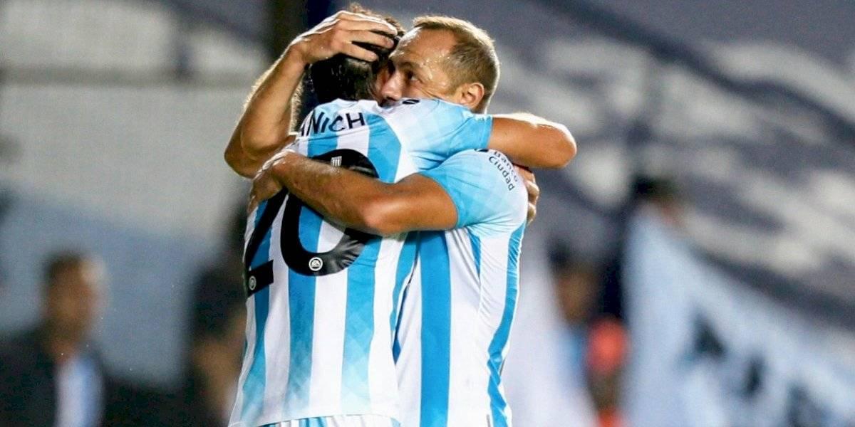 """""""Verdaderamente héroe el chileno"""": El estremecedor relato del gol """"histórico"""" de Marcelo Díaz a Independiente"""