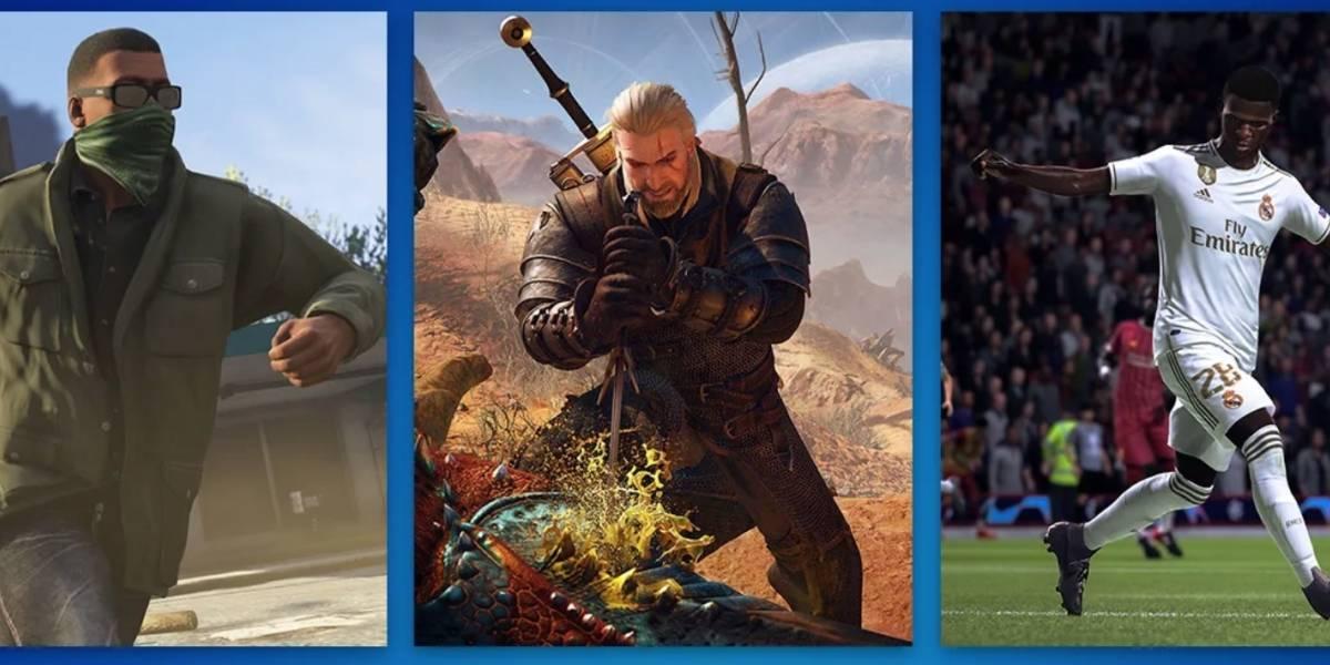 Conheça os três jogos mais baixados da PS Store em janeiro