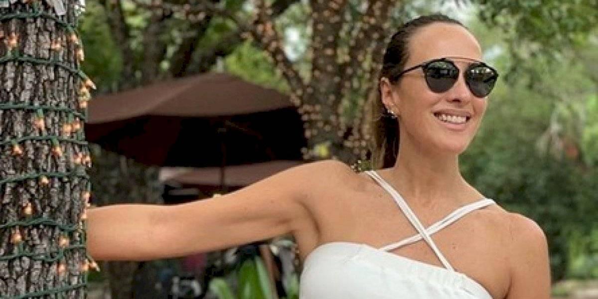 """""""Soñemos sin límites"""": Angélica Castro compartió inédita fotografía de su participación en los Oscar"""