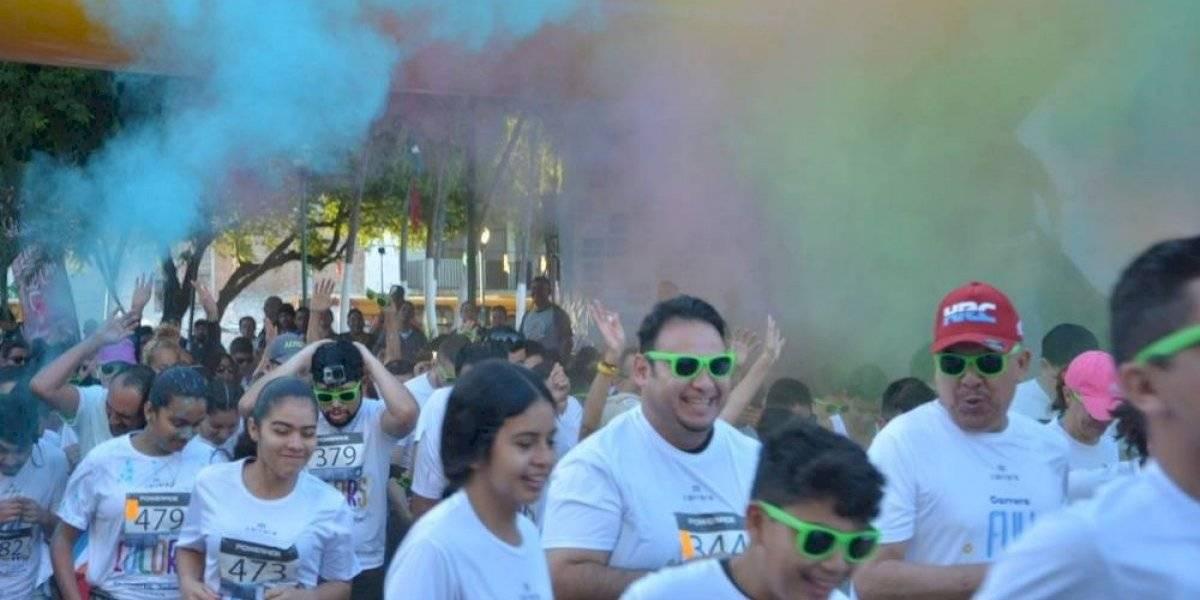 Se vive fiesta atlética en arranque del Serial de Carreras en Jalisco
