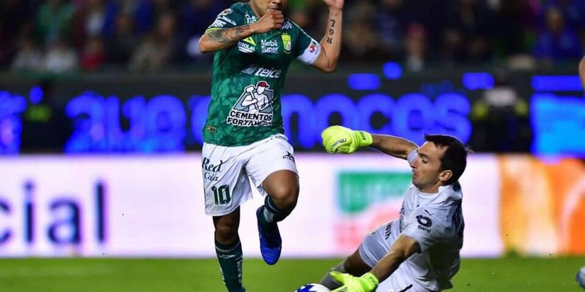Estos son los líderes de la Liga MX, luego de la jornada 5