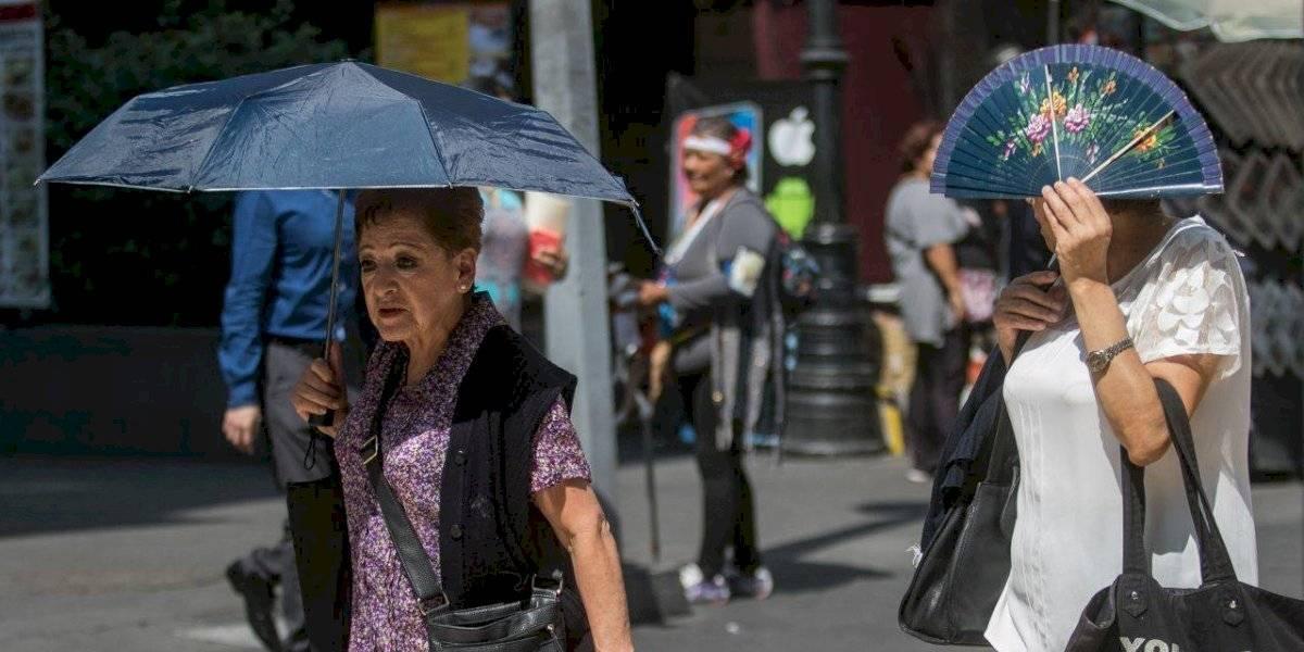 Pronostican temperaturas de hasta 29º en CDMX esta semana