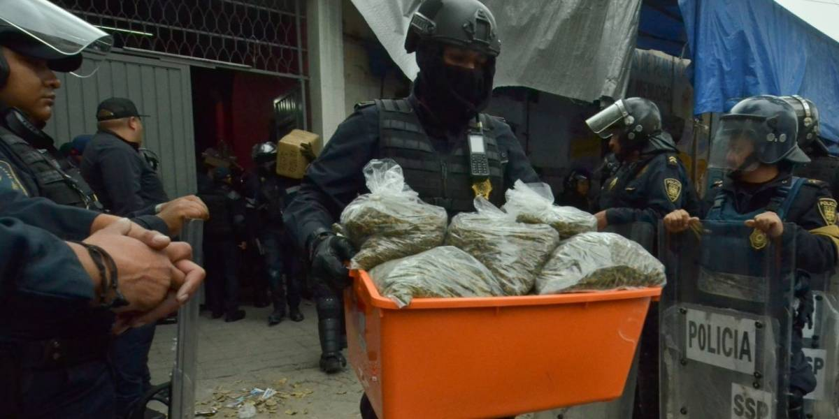 37 bandas del crimen organizado se disputan el control de la CDMX
