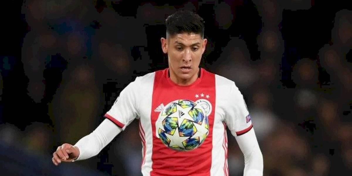Edson Álvarez regresa a la titularidad en triunfo del Ajax