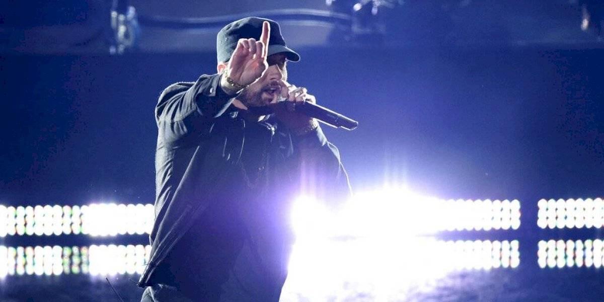 Las reacciones que provocó la presentación de Eminem en los Oscar 2020