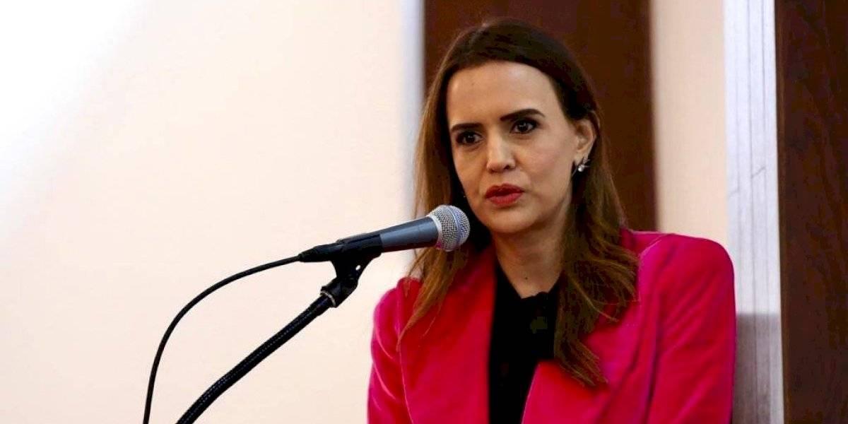 Renuncia Clara Luz Flores al PRI tras 22 años de militancia