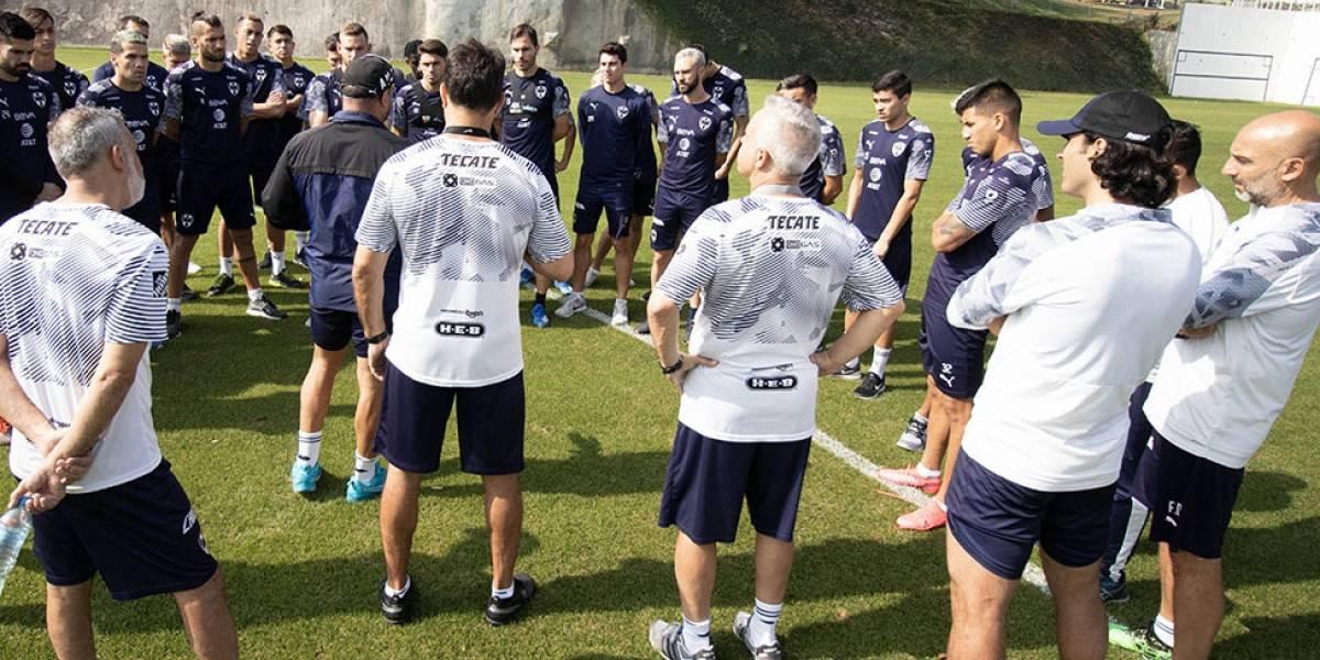 Se enfoca Rayados en Santos en la Copa MX