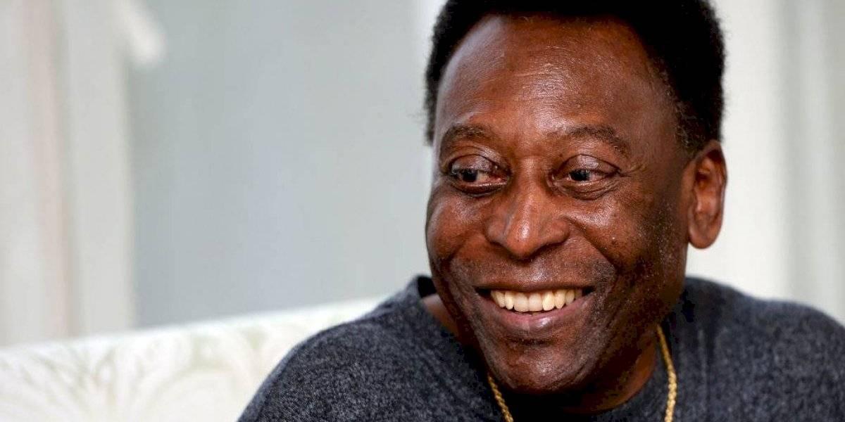 """Hijo de Pelé advierte sobre el estado de salud de su padre: """"Está muy frágil, no quiere exponerse y estar en la calle"""""""