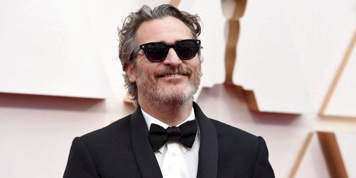 La comida con la que celebró Joaquin Phoenix su premio Oscar